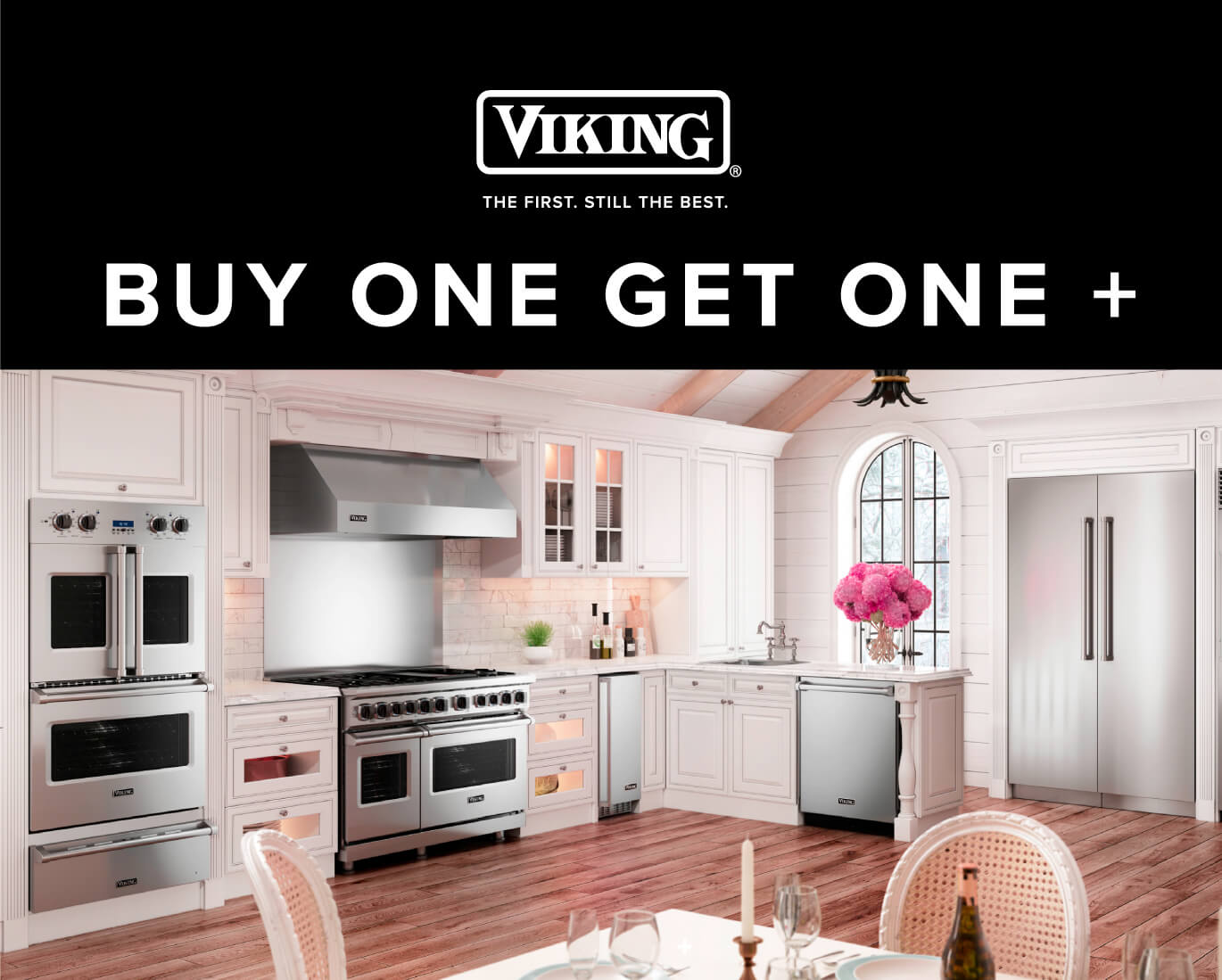 Viking Buy 1 Get One +